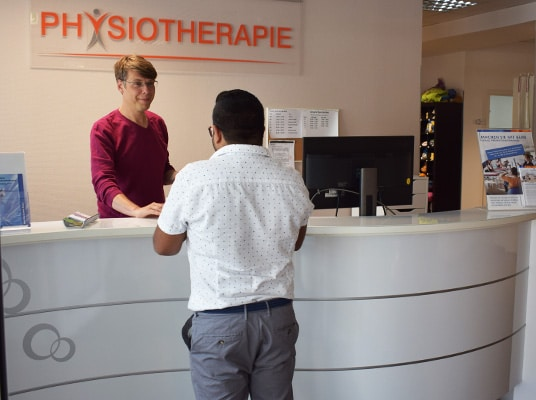 Physiotherapie Praxis Berlin Mitte