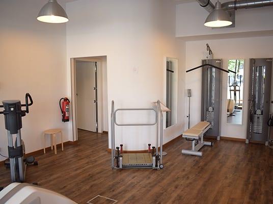 Unsere Räumlichkeiten für die Physiotherapie Berlin