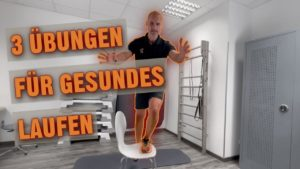 3 Übungen für gesundes Laufen